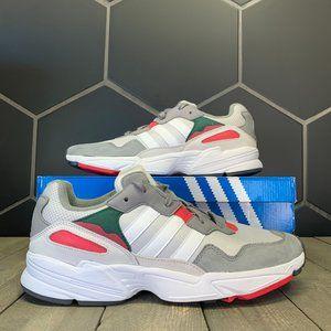 New W/ Box! Adidas Yung-96 Grey Pink